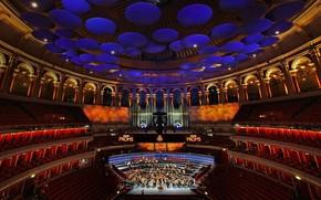 Picture England, London, hall, Albert hall