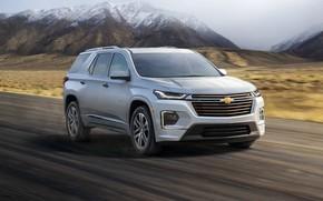 Picture Chevrolet, 2021, Chevrolet Traverse