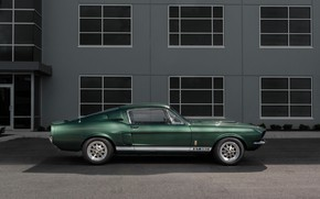 Picture Ford Mustang, Classic, 1967, Muscle Car, Shelby GT350