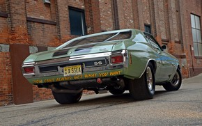 Picture Chevrolet, Chevelle, Chevelle SS, 454 SS