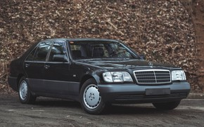 Picture W140, Mercedes - Benz, 500SEL