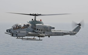 Picture Helicopter, US Marine Corps, AH-1W Super Cobra