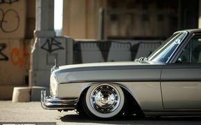 Picture Low, Vehicle, Mercedes - Benz, Larry Chen, W108