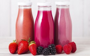 Picture berries, raspberry, strawberry, juice, juice, BlackBerry, strawberry, raspberry