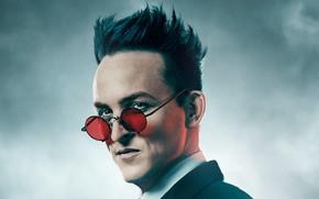 Picture glasses, Gotham, Gotham, Oswald Cobblepot, Robin Lord Taylor, Robin Lord Taylor, Oswald Cobblepot