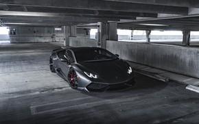 Picture Lamborghini, Gray, VAG, Huracan