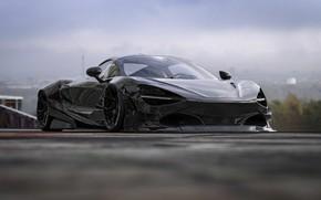 Picture McLaren, Auto, Machine, Art, Supercar, Rendering, Concept Art, 720s, Transport & Vehicles, Rostislav Prokop, by …