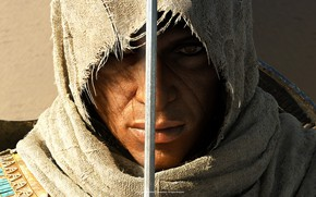 Picture Sword, Bayek, Assassin's Cred Origins