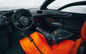 Picture coupe, interior, V12, GMA, T.50, Gordon Murray Automotive, Type 50