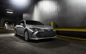 Picture light, Toyota, the room, 2018, Avalon, Limited Hybrid