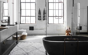 Picture design, style, room, interior, bathroom