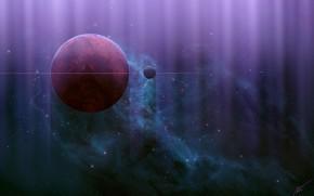 Picture Stars, Planet, Space, Nebula, Light, Planet, Fantasy, Planets, Art, Stars, Space, Art, Satellite, Planet, Fiction, …