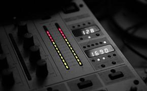 Picture Music, Wallpaper, Sound, Panel, Light