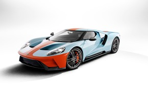 Picture Ford, Ford GT, 2018, Heritage Edition