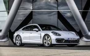 Picture Porsche, Panamera, the five-door, 2021, Panamera 4S E-Hybrid