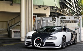 Picture Bugatti, veyron, Mansory, Bugatti Veyron Mansory vivere