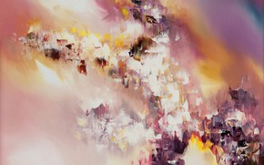 Picture picture, Synesthesia, What Was It You Said About Luck, Melissa S McCracken