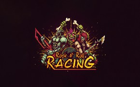 Picture Minimalism, Style, Background, Blizzard, Art, Art, Style, Background, Helix, Minimalism, Rock n' Roll Racing, Game …
