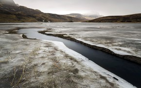 Picture Scotland, Isle of Skye, Icy Seige, Loch Long