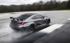 Picture speed, Lexus, Track Edition, RC F, 2019