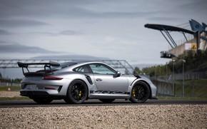 Picture 911, Porsche, rear view, 2018, GT3 RS