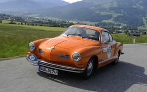 Picture Volkswagen, Karmann Ghia, Typ 14