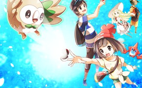 Picture children, Pokemon, pokemon