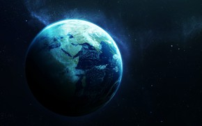 Picture Stars, Dust, Planet, Space, Earth, Art, Stars, Space, Art, Earth, Planet, System, Dust, System, Vadim ...