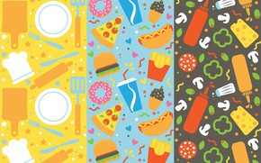 Picture background, food, texture, dessert, food, pattern, collection