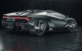 Picture Auto, Black, Lamborghini, Machine, Dark Side, Car, Art, Render, Design, Black, Supercar, Supercar, Sports car, …