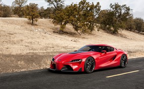 Picture Concept, Toyota, FT-1