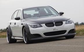 Picture BMW, sedan, front, G-Power, 2009, V10, E60, BMW M5, Lumma Design, M5, 730 HP, CLR …