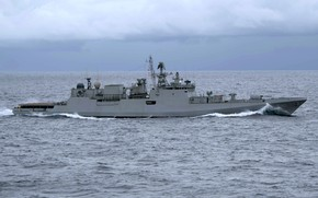 Picture India, frigate, INS Talwar
