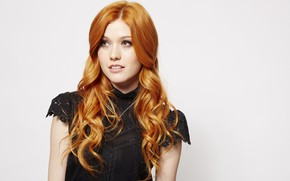 Picture look, makeup, hair, look, actress, Katherine McNamara, Katherine McNamara