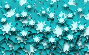Picture stars, design, abstraction, texture