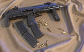 Picture Germany, The gun, HK MP7