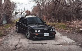 Picture coupe, BMW, BMW, E30, 3-series, BMW E30