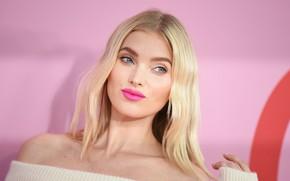 Picture look, pose, model, hairstyle, blonde, photoshoot, model, hair, Victoria's Secret Angels, blonde, pose, Elsa Hosk, …
