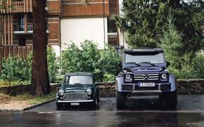Picture Mini, Mercedes, G-Class