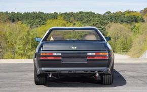 Picture rear view, Coupe, Aston Martin V8 Vantage Zagato