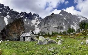 Picture Piedmont, Alpe la Satta, Baceno