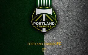 Picture MLS, football, sport, wallpaper, Portland Timbers, logo