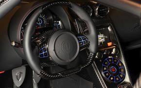 Picture Koenigsegg, Carbon, Devices, Interior, RSR, Agera R