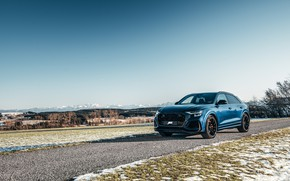 Picture Audi, Germany, crossover, ABBOT, 2020, RS Q8