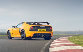 Picture Lotus, racing track, Requires, Sport, Lotus Exige, Final Edition, 2021, 390