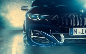 Picture BMW, Coupe, Night Sky, Individual, 8-Series, 2019, M850i, XDrive, Night Sky Edition
