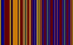 Picture line, strip, bright, vertical