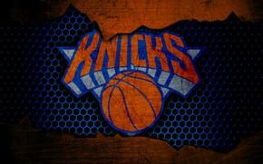 Picture wallpaper, sport, logo, basketball, NBA, New York Knicks