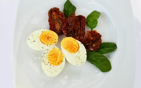 Picture photo, Eggs, Food