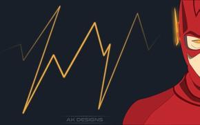 Picture Superhero, Art, Art, Speedster, Flash, Akshay Kumar, by Akshay Kumar, Comic Art, The Two Speedsters